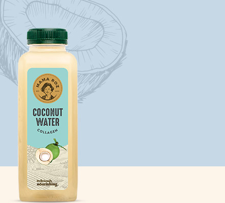 Coconut Water - Mama Roz Cold Press Juice
