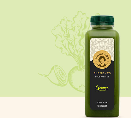Elements - Mama Roz Cold Press Juice