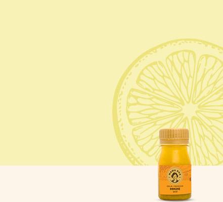 Wellness Shot - Mama Roz Cold Press Juice