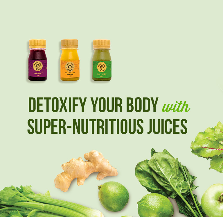 Mama Roz Cold Press Juice - Detoxify Your Body - Mobile