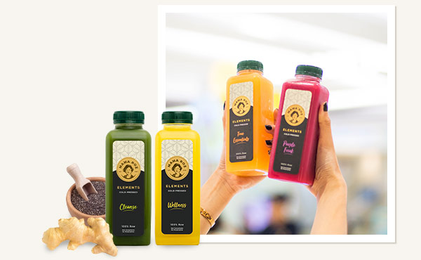 2018 - Mama Roz Healthy Juice - Cold Press Juice
